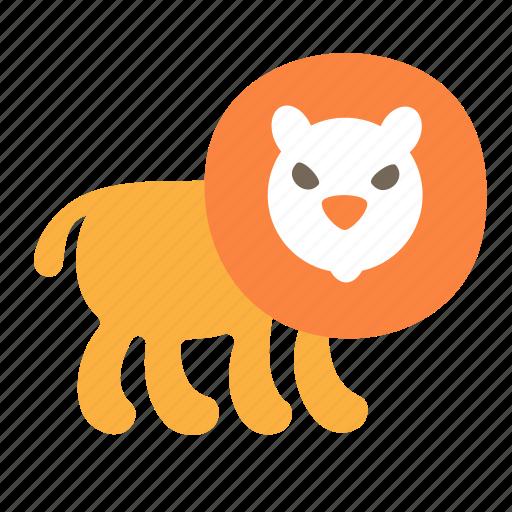 Lion icon - Download on Iconfinder on Iconfinder