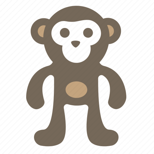 ape, monkey icon