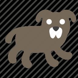 dog, fidelity, friend, keeper, loyalty, pet icon