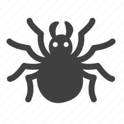 animal, danger, horror, insect, predator, spider icon