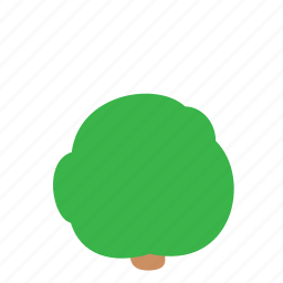 bush, ecology, environment, forest, nature, tree icon