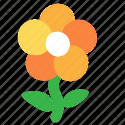dahlia, ecology, environment, flower, nature, plant icon