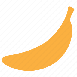 banana, food, fruit, herb, nature, plant icon