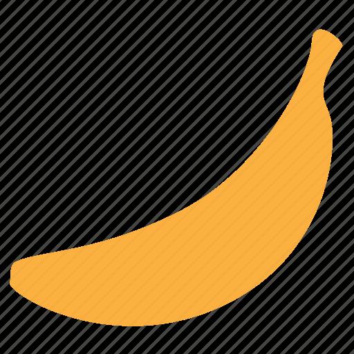 banana, food, fruit icon