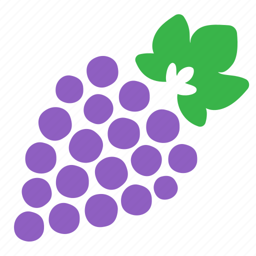 berry, food, fruit, grapes, wine icon