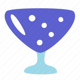 champagne, drink, food, glass, martini, soda, wine icon