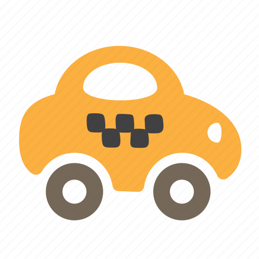 car, delivery, taxi, transport, vehicle icon