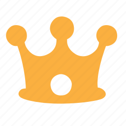 best, corona, crown, king, power icon