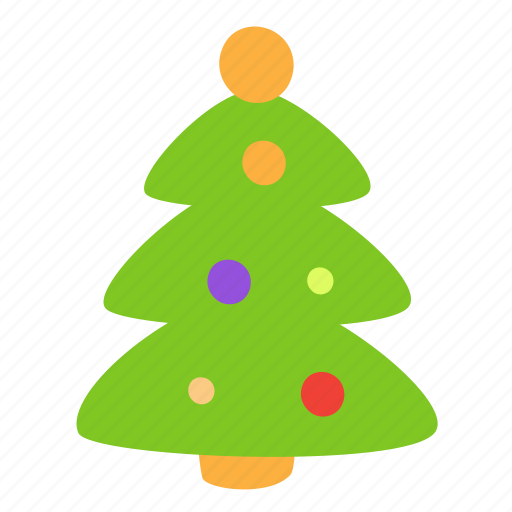christmas, decorate, new year, newyear, tree, xmas icon