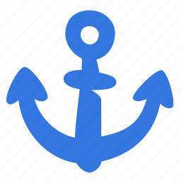 anchor, flashback, memory, sea, ship, stay, water icon