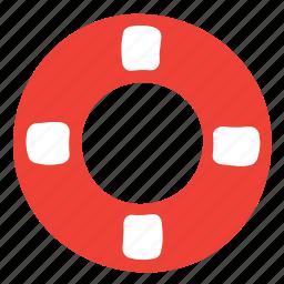 help, life, lifebuoy, save, sos, water icon