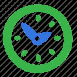 clock, deadline, stopwatch, time, timepiece, watch icon