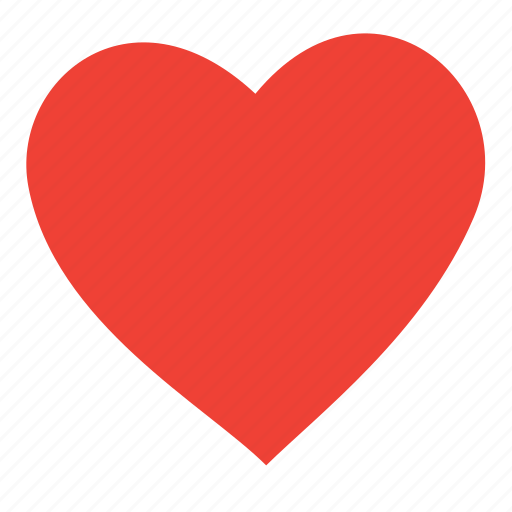 like, love icon