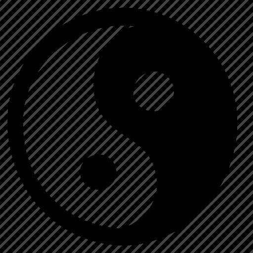 dialectics, evil, good, philosophy, yang, yin, yinyang icon