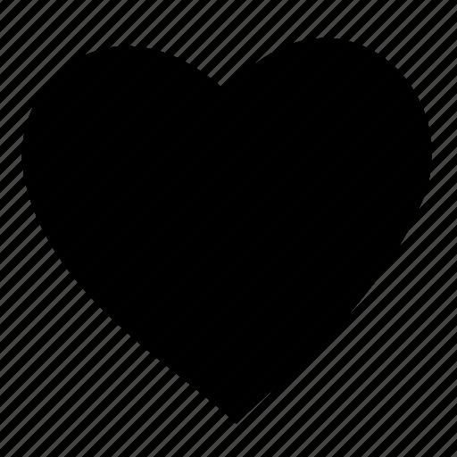 favorite, friendship, heart, love, wedding icon