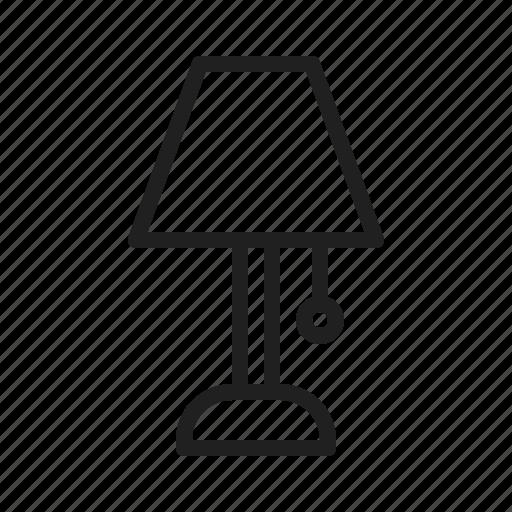 Furniture, interior, lamp, lighting icon - Download on Iconfinder