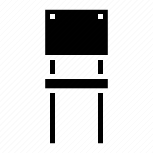 chair, furniture, seat icon