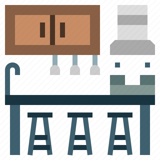 cabinet, cabinets, food, furniture, household, kitchen icon
