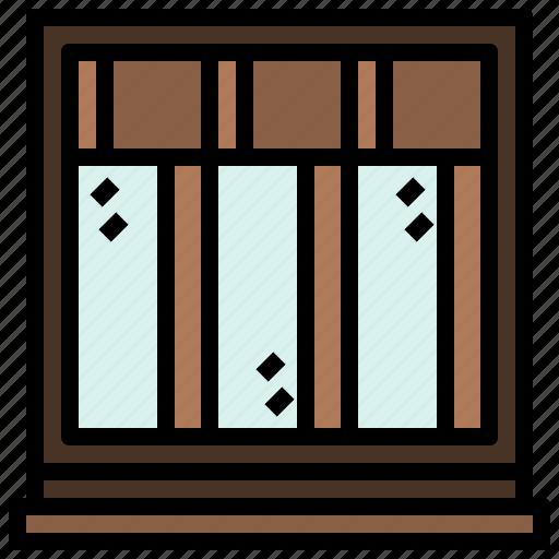 closet, elegant, furniture, hanger, household, tools icon