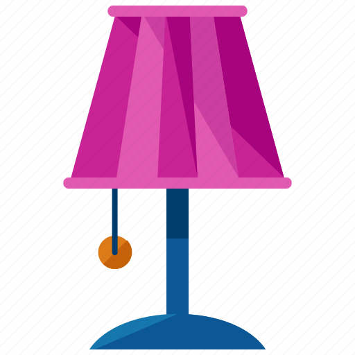 Lamp, bulb, electric, electricity, light icon - Download on Iconfinder