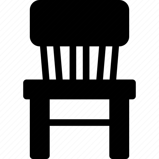 armchair, chair, furniture, office, seat icon