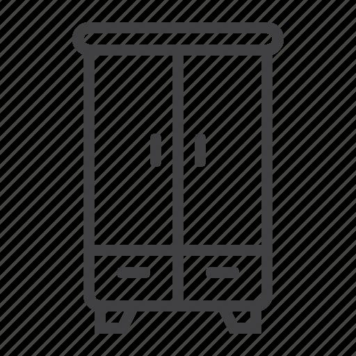 closet, furniture, home, interior, room, wardrobe icon