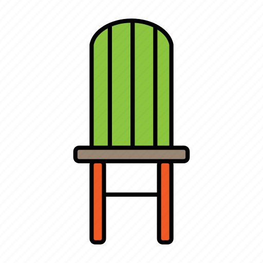 chair, collection, furniture, interior, room icon