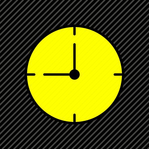 clock, collection, furniture, interior, room icon