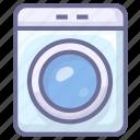 appliances, washing machine, washing machinery, washingmachine icon