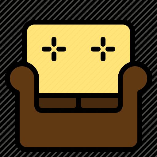 clean, design, furniture, room, sofa, splendid, tidy icon
