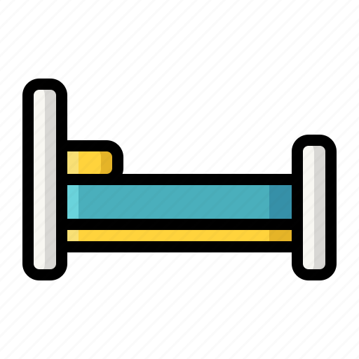 bed, couch, sofa icon