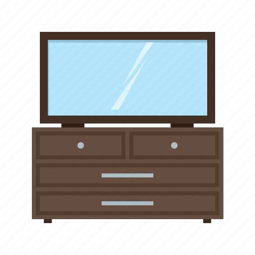 apartment, cosmetics, dressing, modern, space, table icon