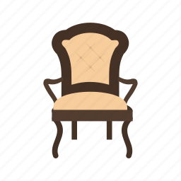 armchair, chair, comfortable, design, furniture, modern icon