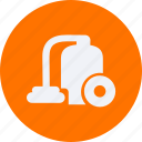 cleaner, decorations, furniture, home, household, interior, property, vacuum icon
