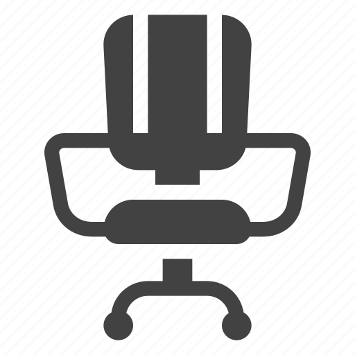 armchair, chair, furniture, interior, office icon