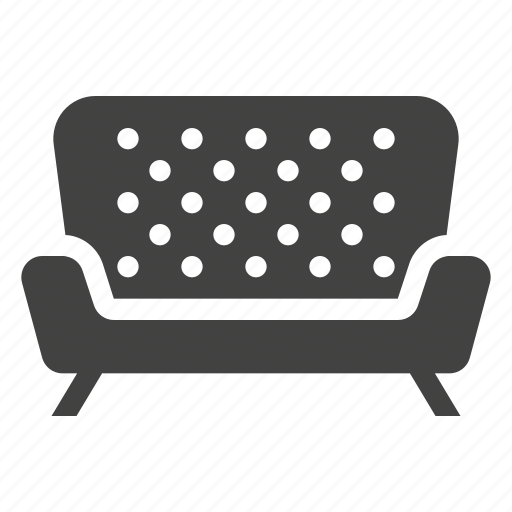 Couch, furniture, interior, sofa icon - Download on Iconfinder