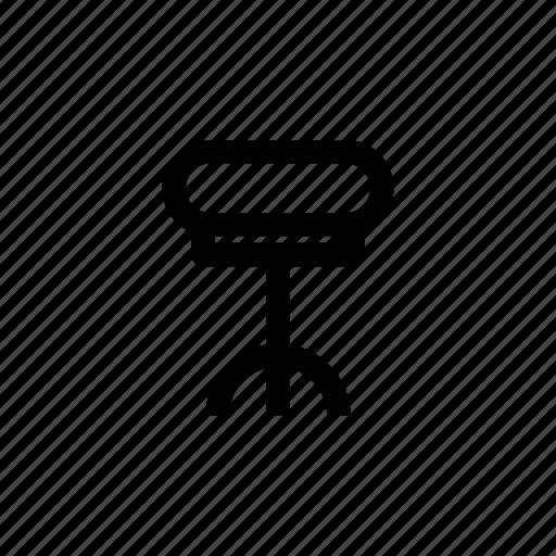 chair, furniture, seat, sitting, sofa icon