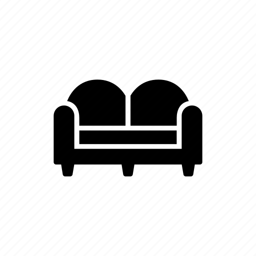 Couch, furniture, interior, lounge, sofa icon - Download on Iconfinder