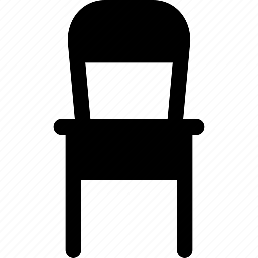 chair, furniture, house, interior, office, room, seat icon