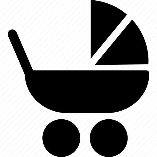 baby, buggy, infant, kid, newborn, pram, stroller icon