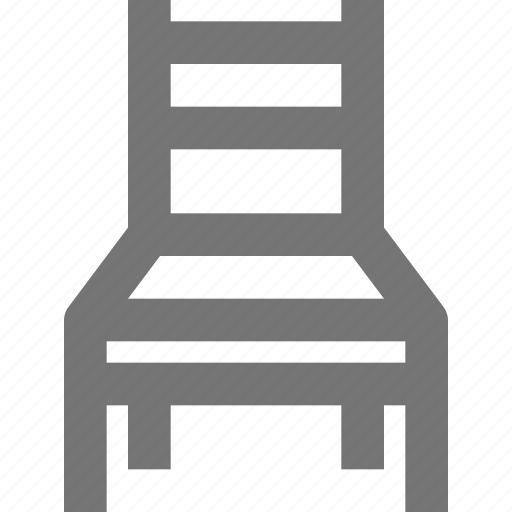 chair, furniture, home, household, indoor, interior icon
