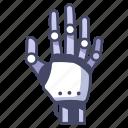 artificial, cyborg, future, hand, machine, robot, technology