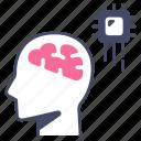 brain, computer, human, intelligence, science, technology