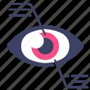 digital, eye, gadget, lens, smart, technology