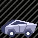cyber, future, tech, technology, transport, truck, vehicle