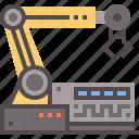 arm, robotic icon