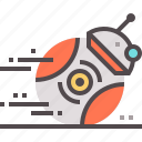 droid, personal icon