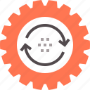 engineering, information icon