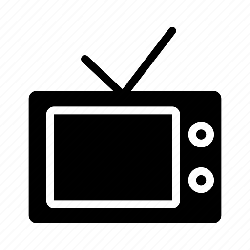 device, electronic, gadget, phone, technology, television, tv icon