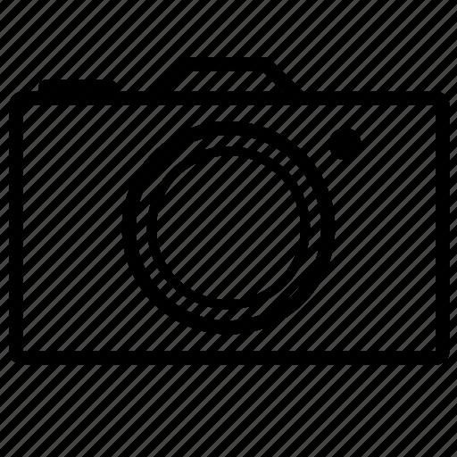 camera, dslr icon